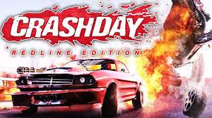 Redline Muscle Cars - crazy stunts u0026 wrecking cars crashday redline edition gameplay