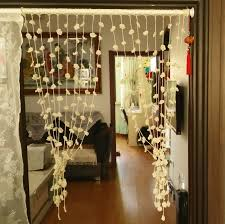 Half Door Curtain Panel Curtain For Half Door Decorate The House With Beautiful Curtains