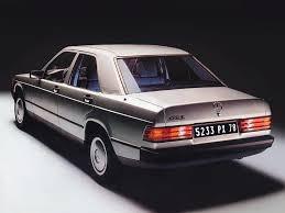 mercedes benz 190 w201 specs 1982 1983 1984 1985 1986