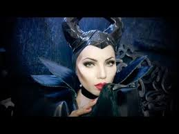 disney s maleficent makeup tutorial