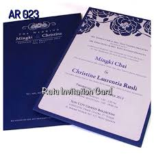ratu invitation card wedding invitations in jakarta bridestory com