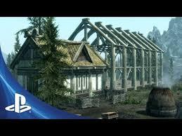 Drafting Table Skyrim The Elder Scrolls V Skyrim Hearthfire Official Trailer Youtube