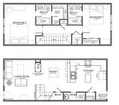 apartments skinny house plans best narrow lot house plans ideas