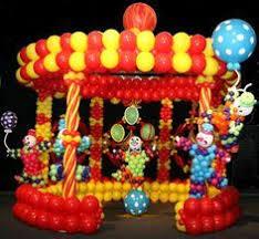 93 best circus balloon decor images on balloon