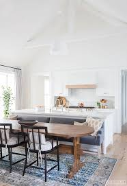Kitchen Island And Dining Table by Best 25 Kitchen Island Seating Ideas On Pinterest White Kitchen