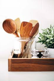 kitchen cabinet large kitchen drawer dividers wooden utensil