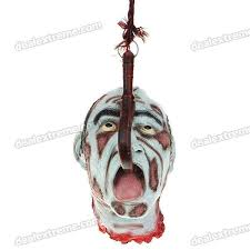 scary props cheap size scary severed party decoration haunted house