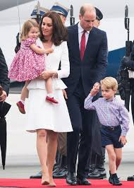 the best photos of the royal family on their tour of poland and