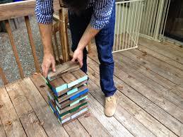 giant jenga set the emily almanac
