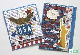 happy 4th of july cards in thirty minutes pebbles inc