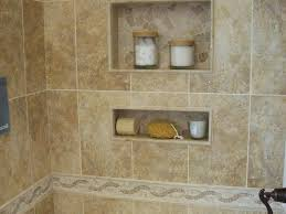 ceramic tile ideas for bathrooms 60 fascinating shower shelves for better storage settings homesfeed