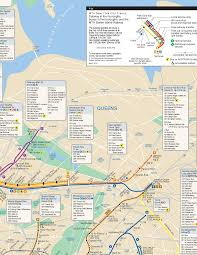 Metro Map Nyc by Nyc Subway Map Hi Res