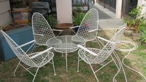 Wrought Iron Patio Furniture Used by Philippines Used Outdoor Patio Lawn Garden Furniture For Sale