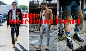 latest men u0027s jeans trend 2017 new jeans designs for boys fashion