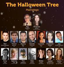 the halloween tree montreal theatre hub
