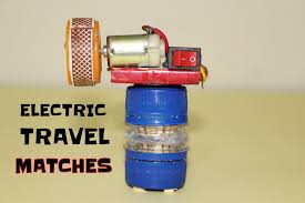Easy Life Hacks How To Make Very Easy Electric Travel Matches Match Life Hacks