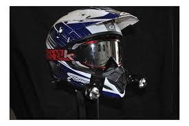 Motorcycle Helmet Lights Led Helmet Light Extreme Racer Powersports Motousher