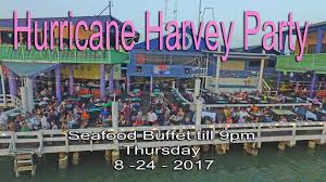 Louies Backyard Hurricane Harvey Party Tonight Louie U0027s Backyard Sea Food Buffet