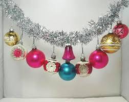 1950s ornaments etsy