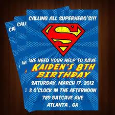 best 25 superman invitations ideas on pinterest superhero