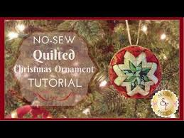 best 25 diy quilted ornaments ideas on