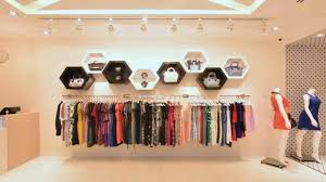 Clothing Boutique Interior Design Ideas