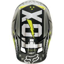 motocross helmets fox fox v2 vicious 2016 army helmet motocard