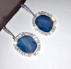 1384 best opal earrings images on opal earrings opal