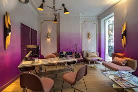 a music inspired boutique hotel in paris design milk
