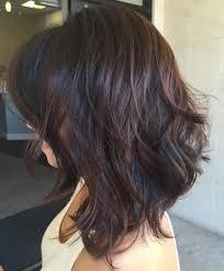 90 sensational medium length haircuts for thick hair layered