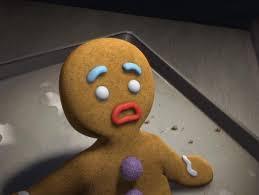 Halloween Costumes Gingerbread Man Blog Halloween