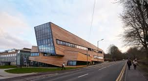 daniel libeskind designs unique cosmology centre for durham university