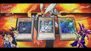 yu gi oh dark magician deck profile may 2017 youtube