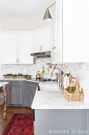 what color kitchen cabinets go with agreeable gray walls agreeable gray sw 7029 in real spaces maison de pax