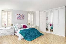 bedrooms for girls with purple wall white floor pink white table