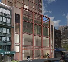 flower district getting 35 story moxy hotel with affordable rooms