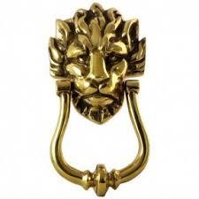 lion door knocker brass lion door knocker foter