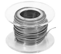 10m 0 1 x 0 5mm original youde kanthal ribbon wire roll e