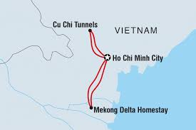 Blank Map Of Vietnam by South Vietnam Getaway Vietnam Tours Intrepid Travel Us