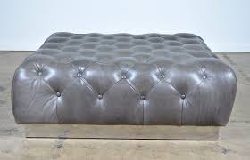 coffee tables dazzling v shape tufted ottoman coffee table with