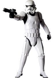 Jar Jar Binks Halloween Costume Authentic Stormtrooper Costume Collector Edition Star Wars