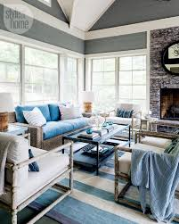 Style At Home Inspired By Lake House Style The Inspired Room