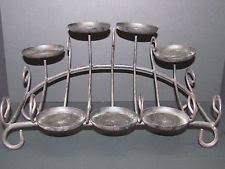 Large Candle Holders For Fireplace by Fireplace Candelabra Ebay