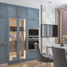 glass kitchen wall unit doors 20 inspiring kitchen cabinet colors and ideas that will