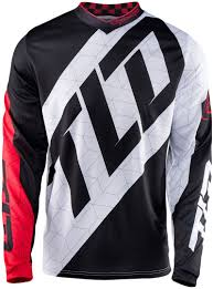 motocross jersey design troy lee designs gp quest jersey rot weiß schwarz motocross