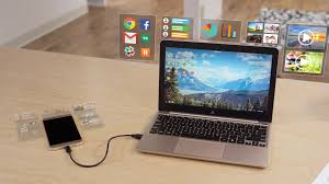 the superbook turn your smartphone into a laptop for 99 by