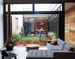 homes with interior courtyards creative courtyard designs ask me why the ha a chair in