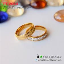 model cincin titanium model cincin emas titanium tt 2024 toko cincin titanium tunangan