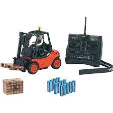 carson modellsport linde h 40 d forklift truck 1 14 rc beginners