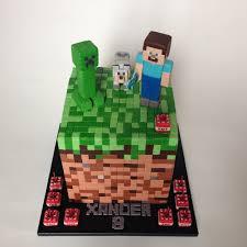mindcraft cake minecraft cake cakecentral